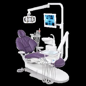 Unidades dentales Adec